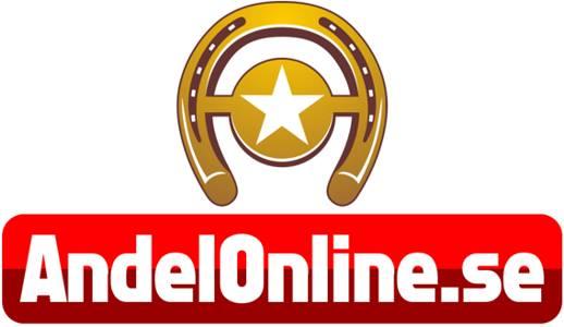 AndelOnline - Travandelar online via ATG Tillsammans & speltips Logo